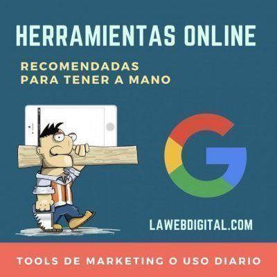Herramientas online gratis de Marketing