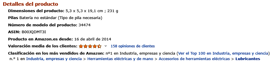 3 En 1- Limpia Contactos - Lo más vendido en Amazon