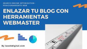 Vincular Analytics con Webmaster Tools
