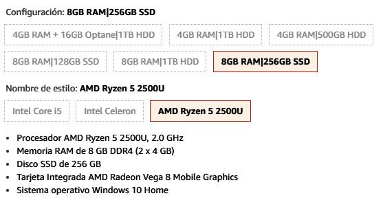 Los productos más vendidos en Amazon - Informática