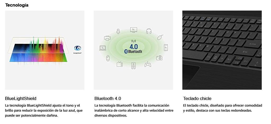 Producto más vendidos en Amazon - Informática