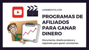 Programa afiliados - Marketing afiliados