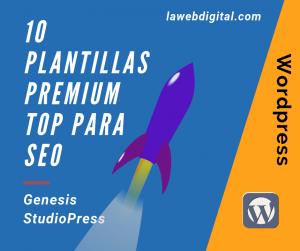 Las mejores Plantillas Genesis StudioPress para WordPress - Cocina, Revistas Digitales, Freelancers o Marca personal entre otras.