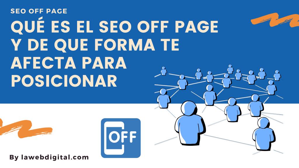 Qué es el SEO Off Page