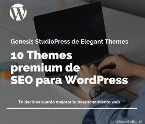 Las mejores Plantillas Genesis StudioPress para WordPress