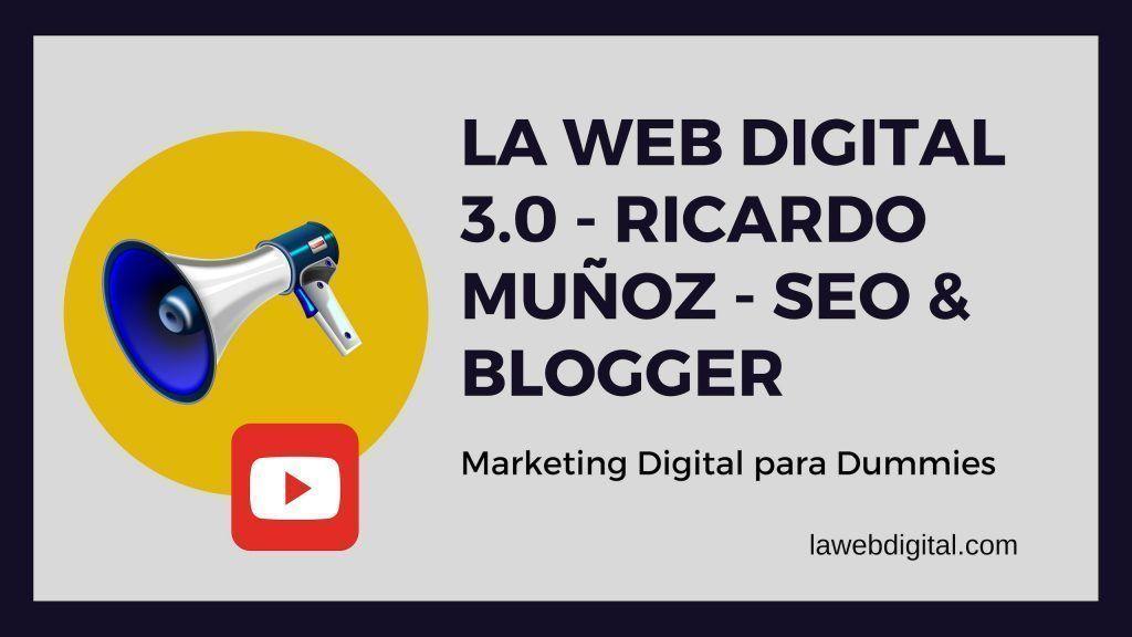 SEO y Marketing Digital para Dummies
