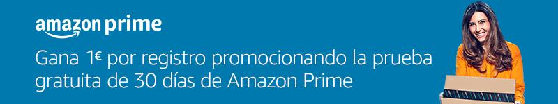 Amazon Prime -Envíos gratis para miles de produtos,