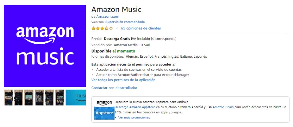 Dispositivos de búsqueda por voz - Alexa