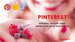 Cómo Gana dinero con Pinterest