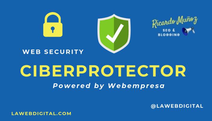 Gestor de contraseñas - CiberProtector