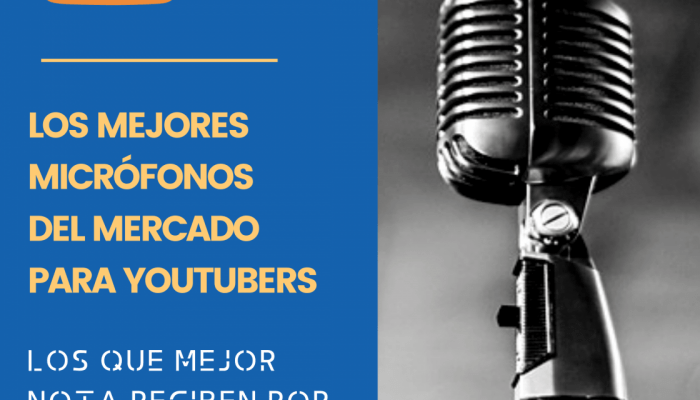 Qué micrófonos usar para grabar en YouTube