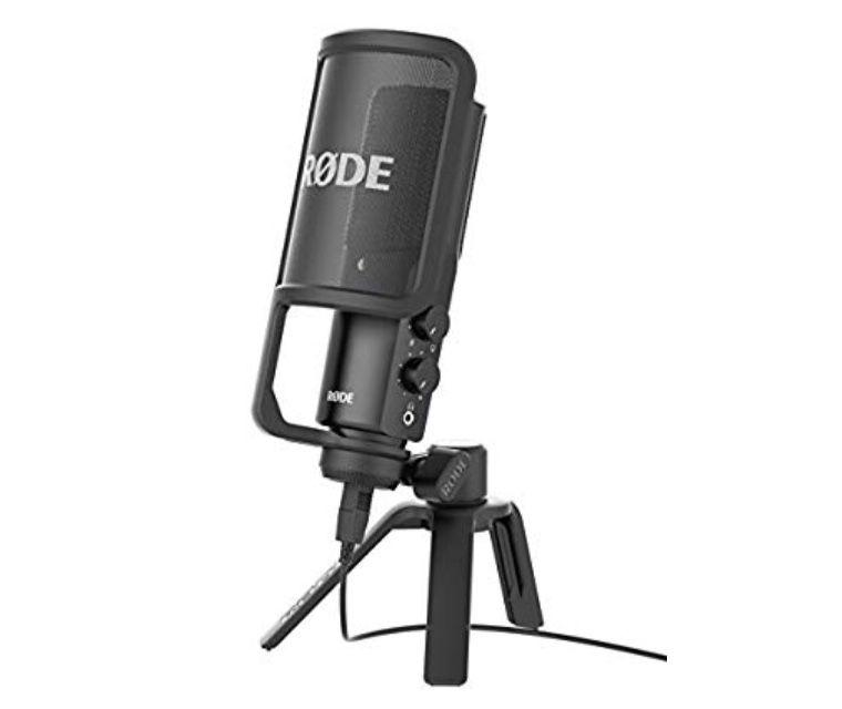 10 Micrófonos para YouTubers