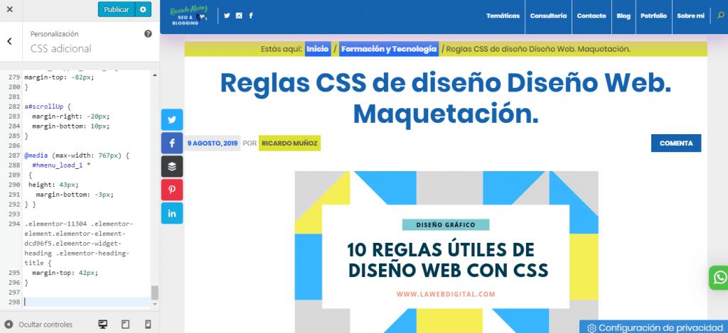 Guía PDF de CSS