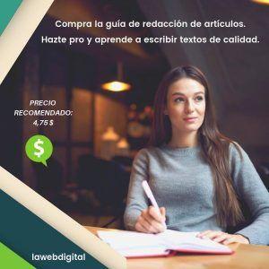 E-Book para aprender a escribir artículos