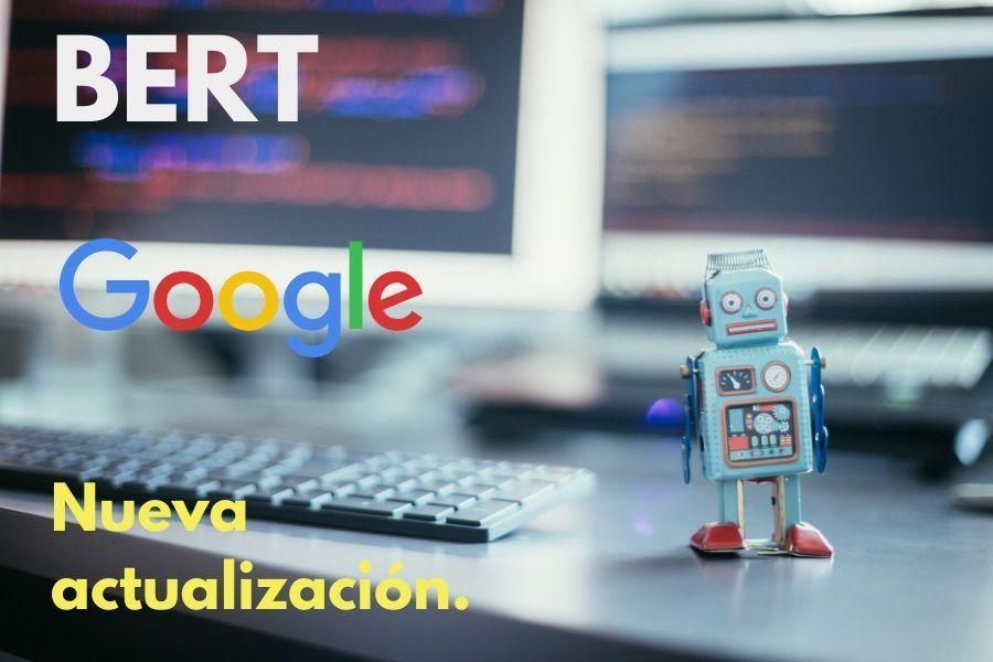 Qué es BERT - Google - Algoritmo.