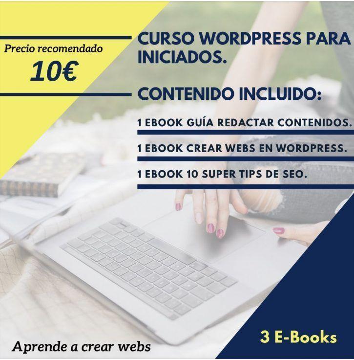 Curso para crear páginas web