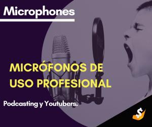 Micrófono podcast