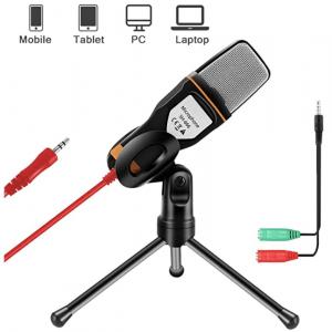 Mejores micrófonos para Podcast y Retransmisión de Programas de Audio