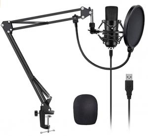 Mejores micrófonos para Podcast