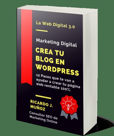 Curso para crear un blog - WordPress